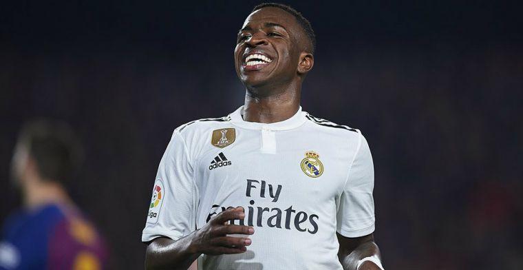 Real Madrid-sensatie Vinicius krijgt goed nieuws van Braziliaanse bondscoach
