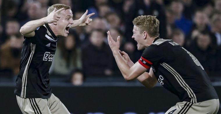 Waarom Van Persie nu niet uitblonk en Feyenoord - Ajax werd beslist op details