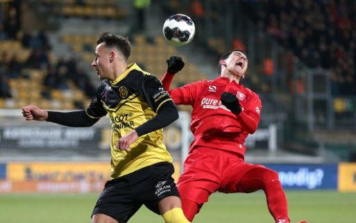 Afbeelding: Roda maakt einde aan zegereeks FC Twente, Sparta en Go Ahead lopen in
