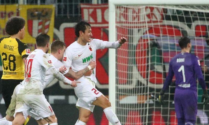 Afbeelding: Koppositie op de tocht voor Dortmund door nederlaag; De Vrij verliest met Inter
