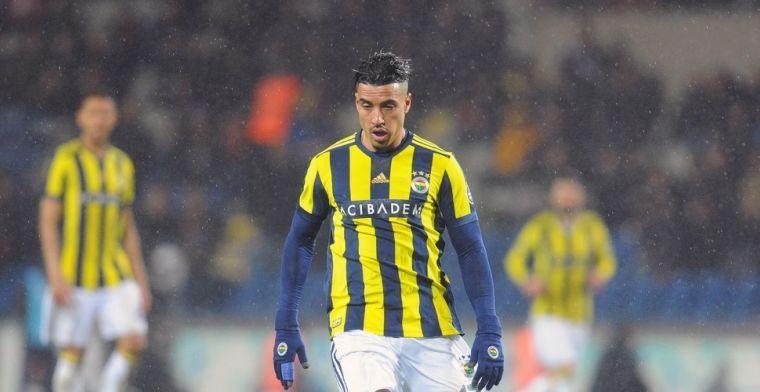 'Fenerbahçe-coach wil Dirar niet laten gaan, al kan hoog bod gedachten veranderen'