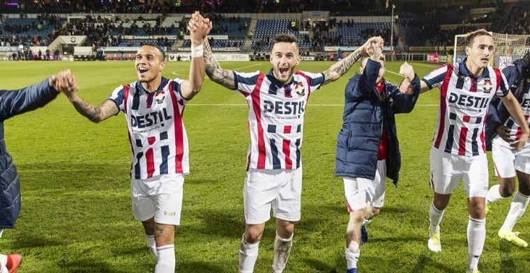 'Ajax natuurlijk van heel ander niveau dan AZ, denk niet dat we favoriet zijn'