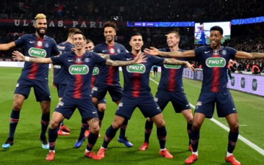 Afbeelding: Lazio deelt stevige dreun uit aan de buren van AS Roma, Meunier wint met PSG