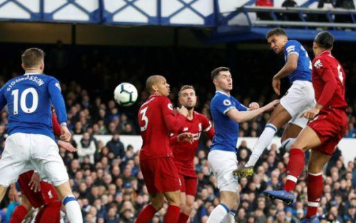 Afbeelding: Liverpool faalt tegen aartsrivaal Everton en verspeelt eerste plek aan Man City