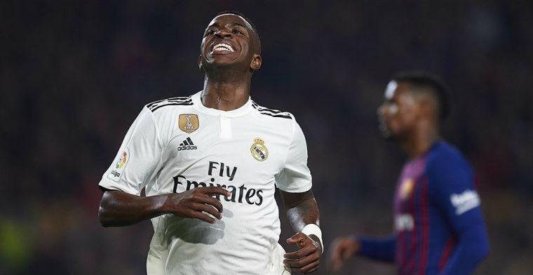'Real Madrid vreest: Ajax kan Barça-tactiek gebruiken tegen gevaarlijke Vinicius'