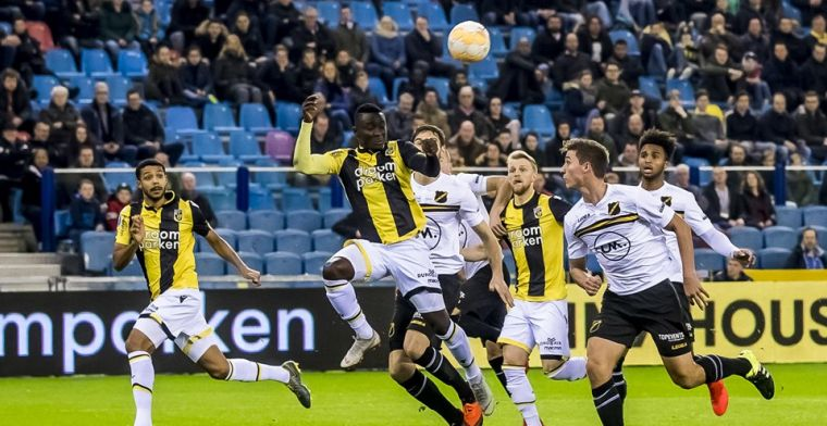 Anderlecht-huurling Dauda zorgt bijna voor 'Kepa-moment' bij Vitesse