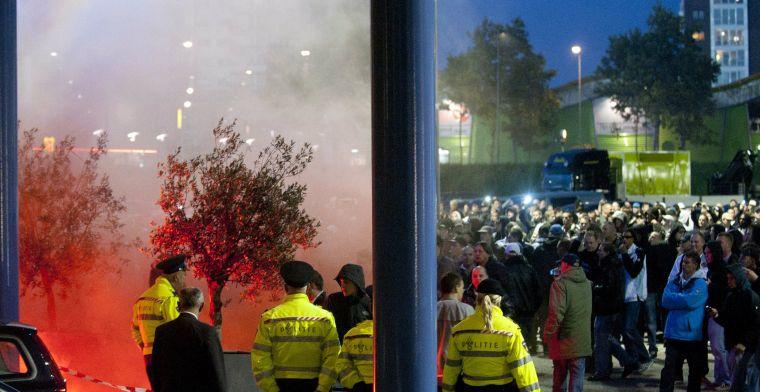 Hooligans van ADO en NEC organiseren knokpartij in Nijmegen: Stel beesten