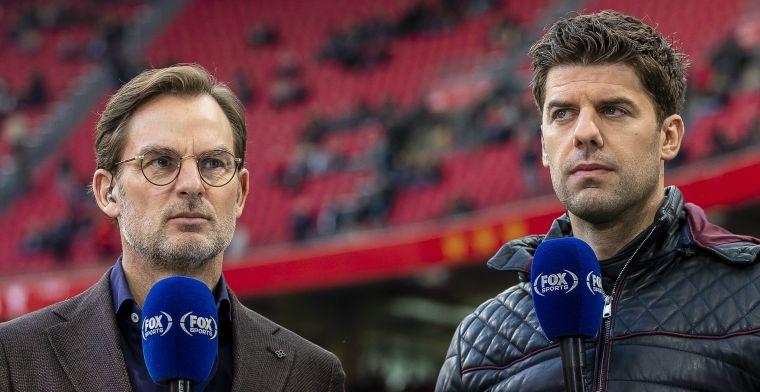 Lofzang van De Boer bij FOX na PSV-zege: Heb echt met verbazing gekeken