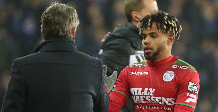 'Feyenoord-scout in België op de tribune voor aanvaller (23) met zeven doelpunten'