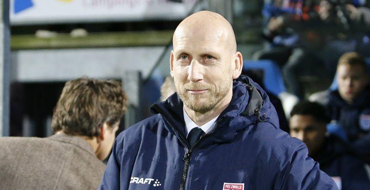 'Als Feyenoord hem hier weg wil halen, moeten ze zich echt bij ons melden'