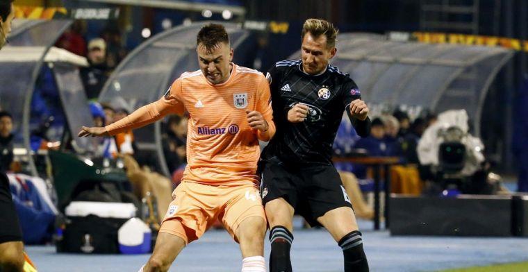 Anderlecht en Club Brugge hebben international minder, goed nieuws voor Milic