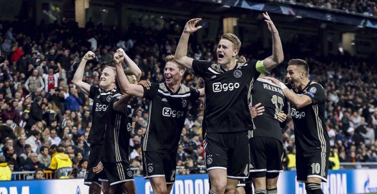 Kassa rinkelt in Amsterdam: Champions League-inkomsten naar ruim 75 miljoen
