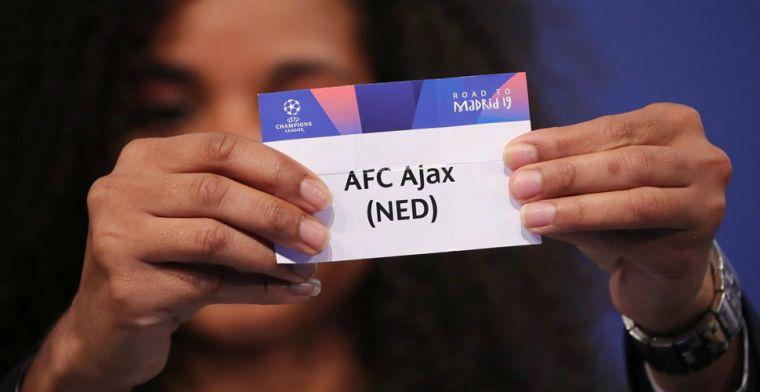 Loting Champions League 2019 Image: Voor In De Agenda: Loting En Kwartfinales Van Ajax In