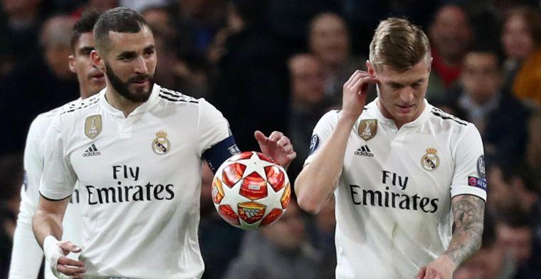 Gedesillusioneerde Kroos na Amsterdamse vernedering: 'Ook toen was Ajax beter'