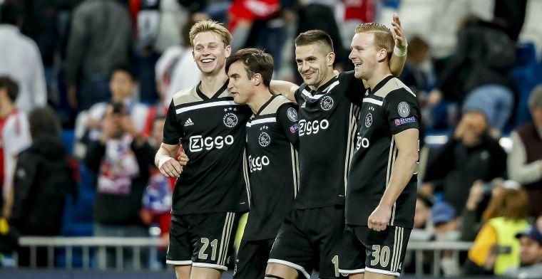 'Woorden schieten tekort, Amsterdam heeft weer een elftal van wereldklasse'