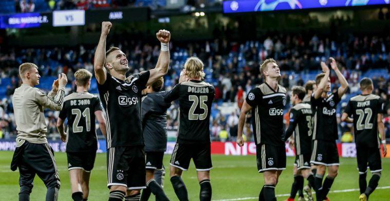 'Ik zal proberen de jongens te overtuigen bij Ajax te blijven, ik blijf sowieso'