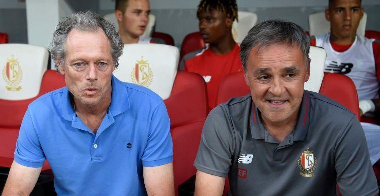 'Ferrera en Standard gaan de strijd aan met Anderlecht en hebben opvallend plan'