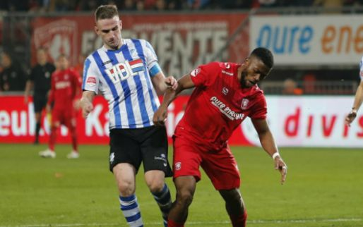 Afbeelding: 'Eredivisie-speler in de Eerste Divisie':