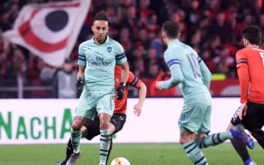 Afbeelding: Rampavond voor Arsenal in Europa, Villarreal verrast in Rusland
