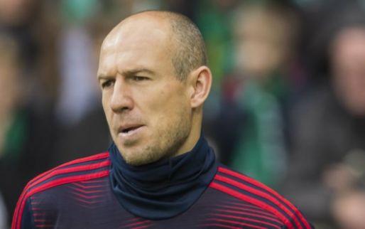 Afbeelding: 'Robben en Ribery (35) hebben dezelfde optie': 'Kan niet geloven dat hij komt'