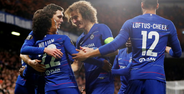 Zege Napoli op Red Bull Salzburg is goed nieuws voor Nederland, Chelsea wint ruim