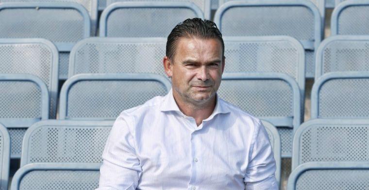 Overmars stelt Ajax-fans gerust: 'Voor die spelers zullen we ver gaan'