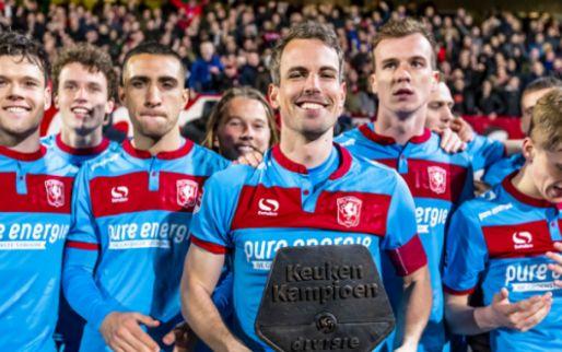 Afbeelding: Sparta en Roda JC lijden duur puntenverlies, FC Twente pakt periodetitel