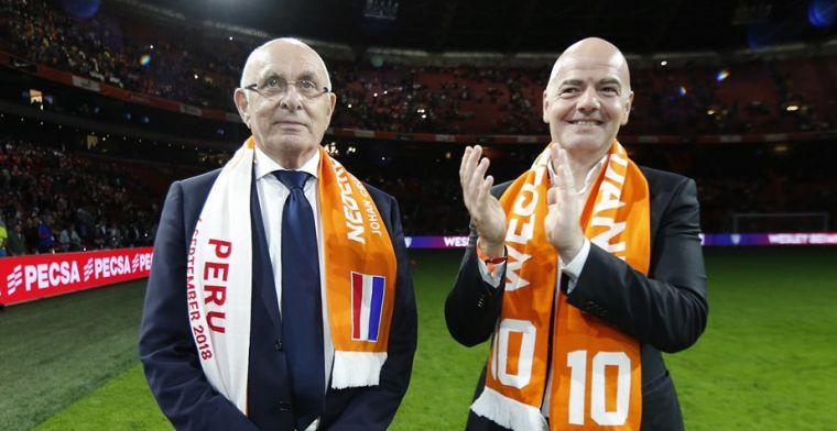 'Robin Hood' wil KNVB-voorzitter worden: 'Ajax en PSV krijgen het steeds beter'
