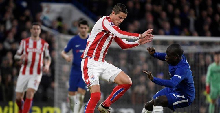 'Afellay traint op eigen verzoek mee bij PSV, geen gesprekken over contract'