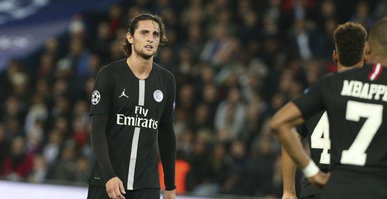 PSG hekelt feestende Rabiot na uitschakeling: 'Tot 30 juni gewoon onze speler'