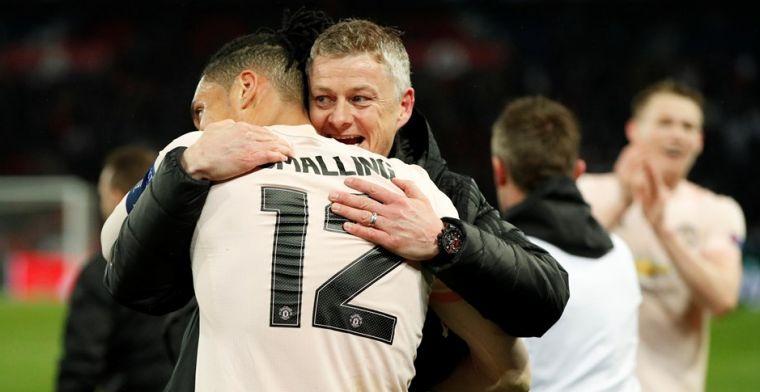 United-spelers genieten van historische Ajax-stunt: We hebben allemaal gekeken