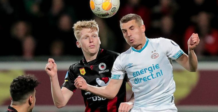 Keuze voor PSV na stage bij Feyenoord: 'Familiegevoel en spelers zijn hier beter'