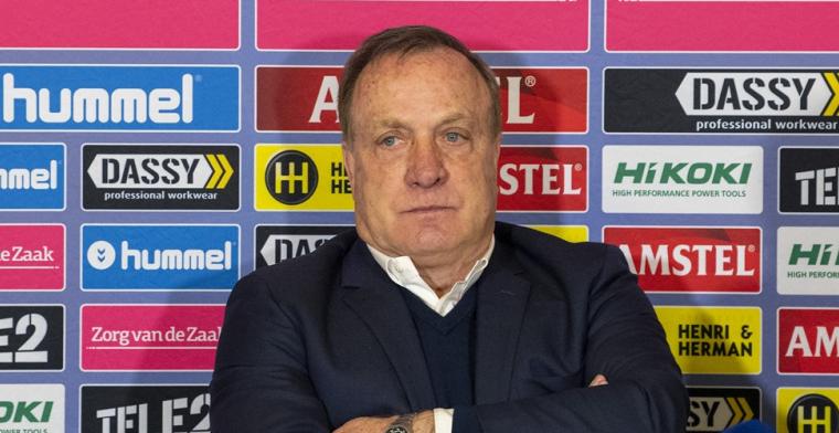 Opvallende uitspraak Advocaat: 'Ze hebben Bazoer bij Ajax verkeerd gebruikt'