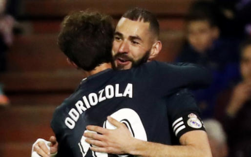 Afbeelding: Real Madrid weet weer wat winnen is en herstelt zich na uitglijders