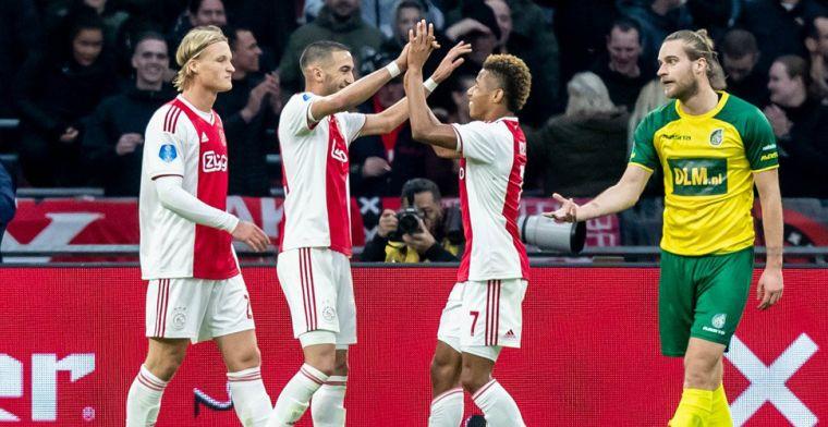 VP's Elftal van de Week: Fryslân Boppe, duo van Ajax en Willem II, Gastón wie?