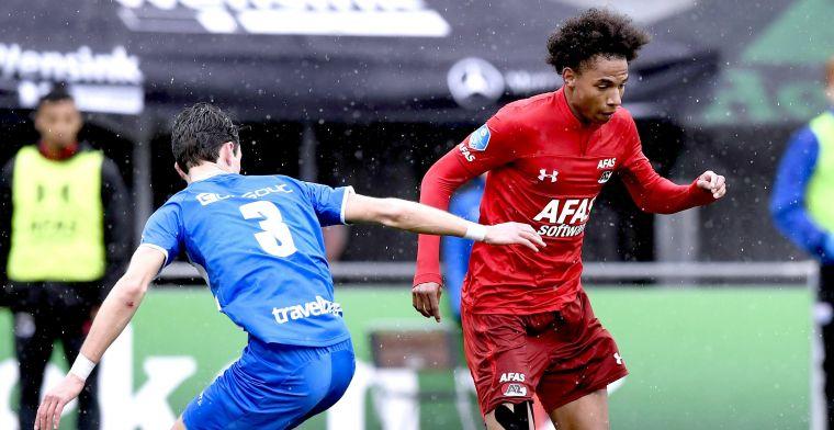 Stam doet Feyenoord plezier: AZ niet langs PEC na kansenregen in Zwolle
