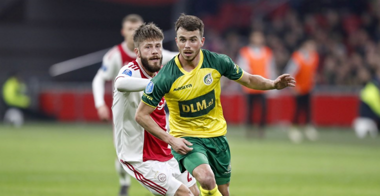 Smeets geniet voor tv én in Amsterdam: 'Ik heb Ajax gezien, dat was kwaliteit'
