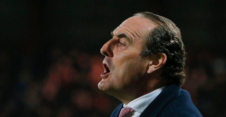 Vanderhaeghe baalt na Anderlecht: We hebben onze momenten gehad