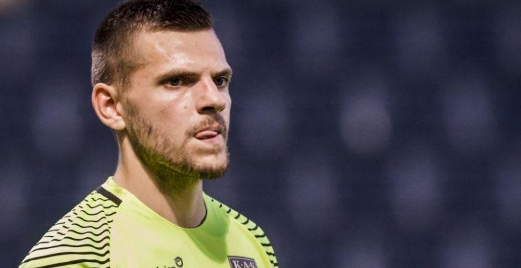 Van Crombrugge liep transfer naar Ajax en Serie A mis: 'Dat was moeilijk voor mij'