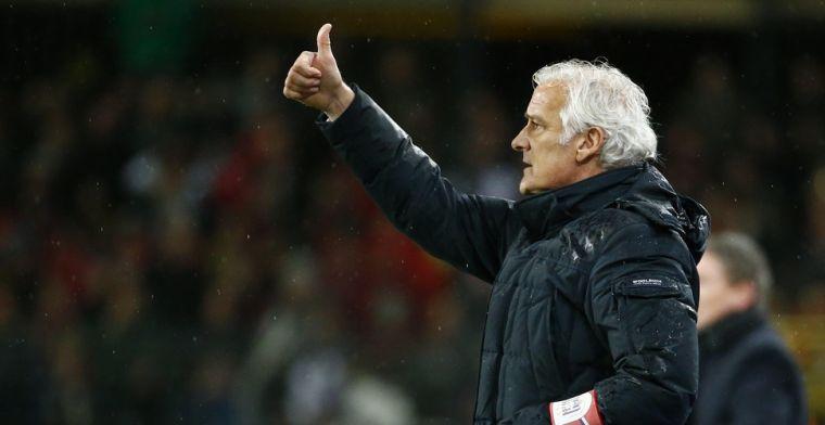 Rutten verstevigt positie bij Anderlecht, verlengd verblijf is een mogelijkheid