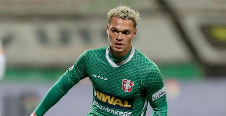Aflopend contract voor Feyenoord-huurling: 'Heb een afspraak met Elia: acht goals'