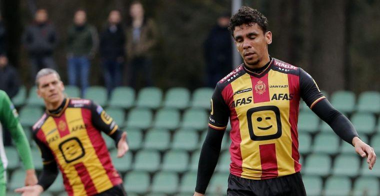 Geen De Camargo in promotiewedstrijd KV Mechelen, mogelijk geen bekerfinale