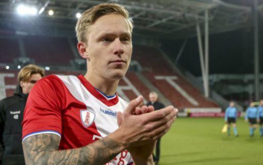 Afbeelding: FC Utrecht verlengt met 'Utrechtse jongen': 'Heeft een echte winnaarsmentaliteit'