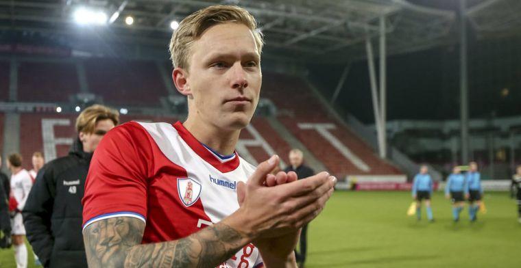 FC Utrecht verlengt met 'Utrechtse jongen': 'Heeft een echte winnaarsmentaliteit'