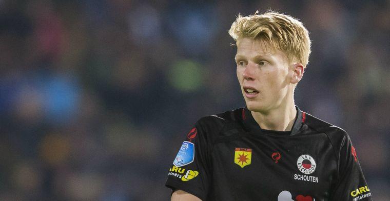 Schouten voetbaltechnisch klaar voor stap: 'Feyenoord niet te hoog inschalen'