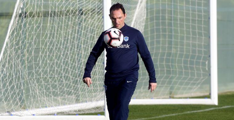 De Condé legt druk bij Club Brugge: 'Geen titel zou teleurstelling zijn voor hen'