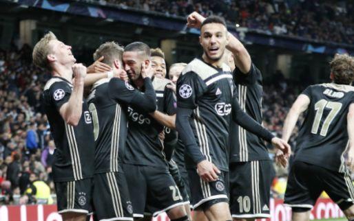 Afbeelding: 'Scouts van geïnteresseerd Valencia al weken op de tribune voor Ajax-speler'