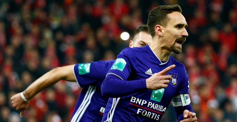 Kums stuwt Anderlecht naar hoger niveau: Stijgende impact van kapitein