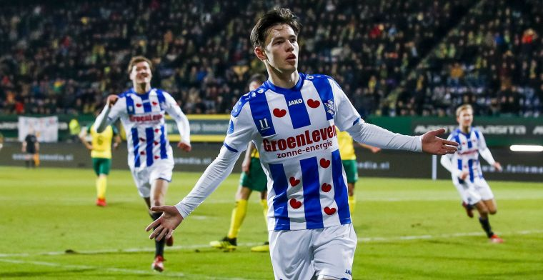 'Hoorde dat Vitesse wéér een rechtsbuiten ging halen. Ik dacht: nu is het klaar'