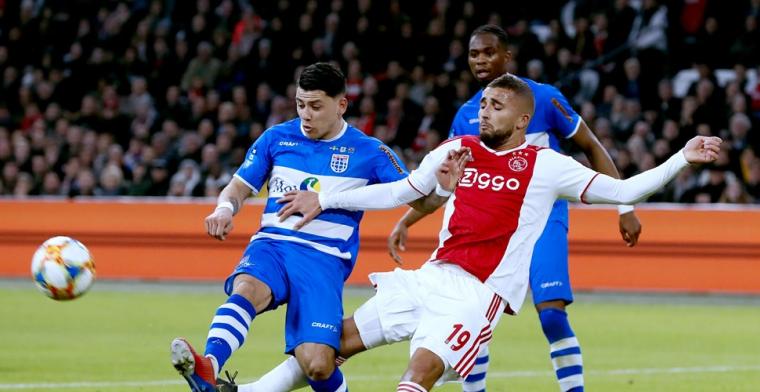 'Of Jaap Stam me naar Feyenoord haalt? Dat zou leuk zijn, haha'
